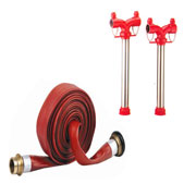 Standpipe & Hose Systems - Fire Hose Pressure Testing