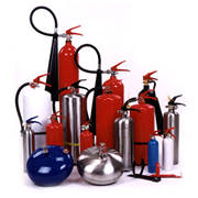 Fire Extinguisher Equipment Servicing
